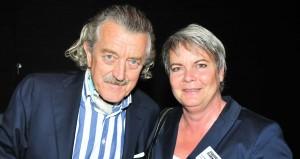 Cornelia Aschmann trifft auf Dieter Meier